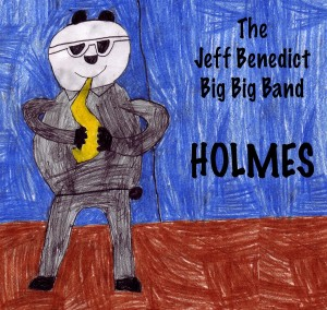Jeff Benedict Big Big Band